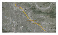 Los Angeles to Orange County Express Monorail