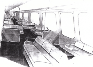 monorail-interior